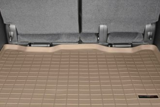 WeatherTech® 41311 - Cargo Liner (Tan, Behind 3rd Row)