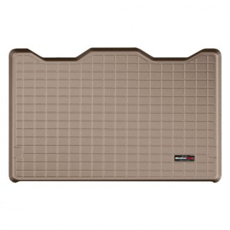 WeatherTech® - Cargo Liner - Behind 3rd Row, Tan