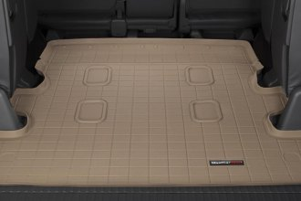 WeatherTech® 41356 - Cargo Liner (Tan, Behind 2nd Row)