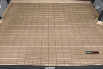 WeatherTech® 41378 - Cargo Liner (Tan, Behind 2nd Row)