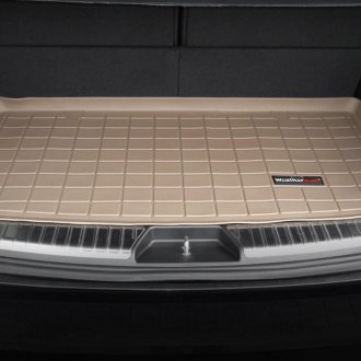 WeatherTech® - Cargo Liner (Tan, Behind 3rd Row)