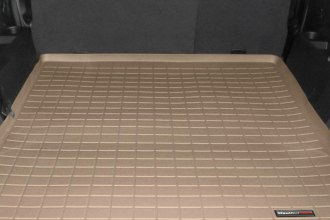 WeatherTech® 41410 - Cargo Liner (Tan, Behind 2nd Row)