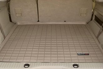 WeatherTech® 41412 - Cargo Liner (Tan, Behind 2nd Row)