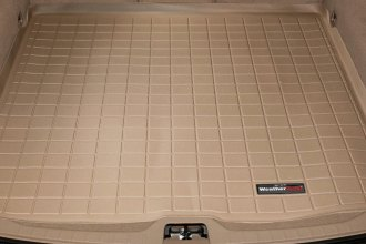 WeatherTech® 41417 - Cargo Liner (Tan, Behind 2nd Row)