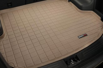 WeatherTech® 41454 - Cargo Liner (Tan, Behind 2nd Row)