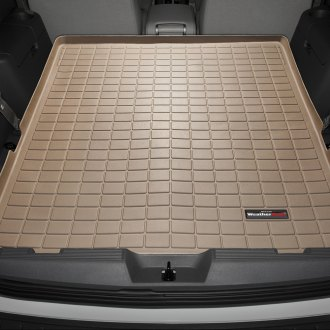 WeatherTech® - Cargo Liner (Tan, Behind 2nd Row)