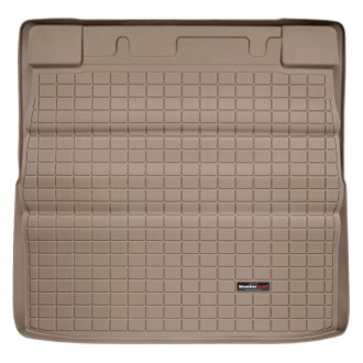 WeatherTech® - Cargo Liner - Behind 2nd Row, Tan
