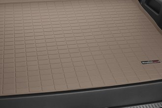WeatherTech® 41710 - Cargo Liner (Tan, Behind 2nd Row)