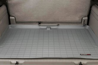 WeatherTech® 42150 - Cargo Liner (Gray, Behind 3rd Row)