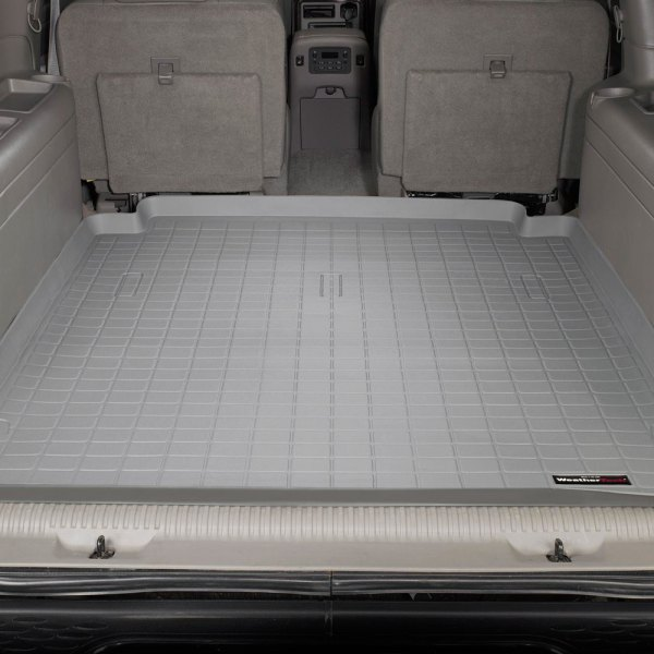 WeatherTech® - Cargo Liner Gray, Rear 20.5 Feet