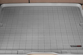 WeatherTech® 42189 - Cargo Liner (Gray, Behind 2nd Row)