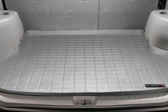 WeatherTech® 42201 - Cargo Liner (Gray, Behind 2nd Row)