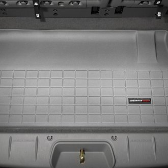 WeatherTech® - Cargo Liner (Gray, Behind 3rd Row)