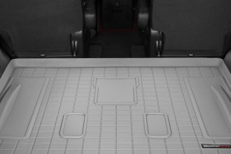 WeatherTech® 42306 - Cargo Liner (Gray, Behind 2nd Row)