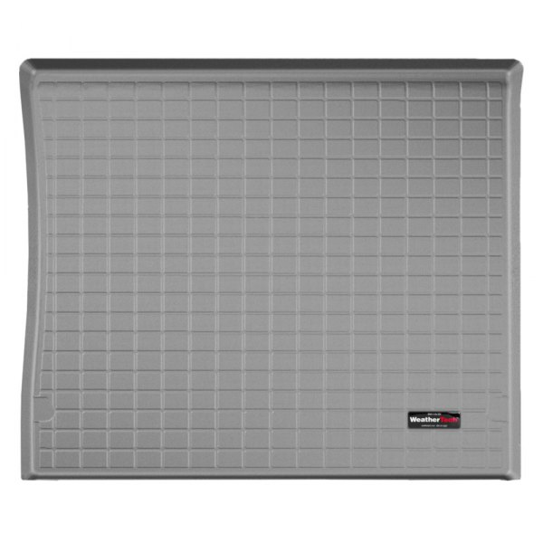 WeatherTech® - Cargo Liner - Behind 2nd Row, Gray