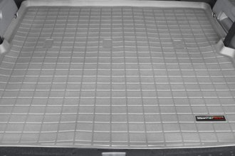 WeatherTech® 42378 - Cargo Liner (Gray, Behind 2nd Row)