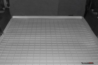 WeatherTech® 42410 - Cargo Liner (Gray, Behind 2nd Row)