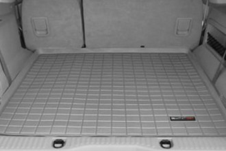 WeatherTech® 42412 - Cargo Liner (Gray, Behind 2nd Row)
