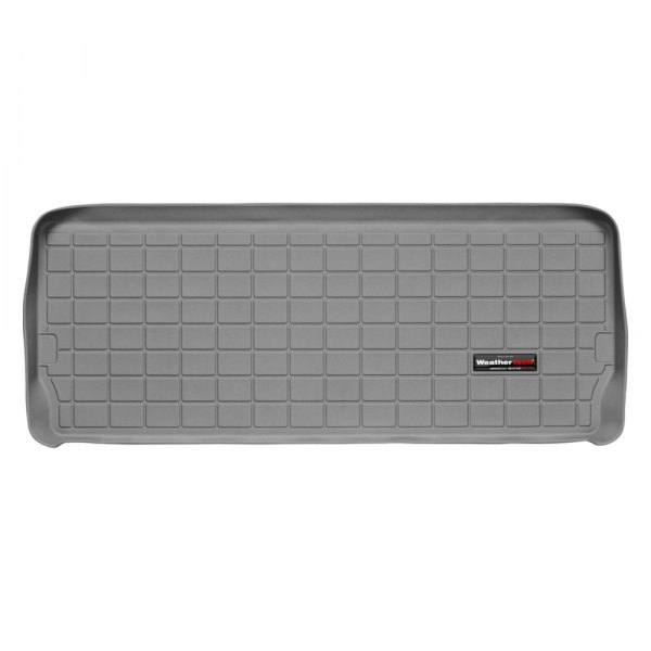 WeatherTech® - Cargo Liner - Behind 3rd Row, Gray