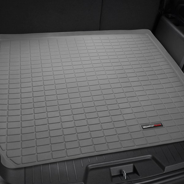 WeatherTech® - Cargo Liner Gray, Behind 2nd Row