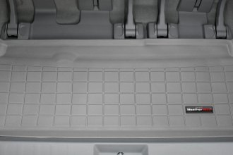 WeatherTech® 42446 - Cargo Liner (Gray, Behind 3rd Row)