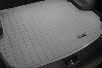 WeatherTech® 42454 - Cargo Liner (Gray, Behind 2nd Row)