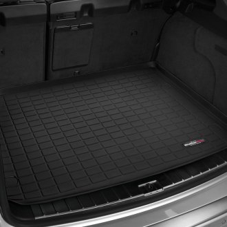 Image may not reflect your exact vehicle! WeatherTech� Cargo Liner - Black