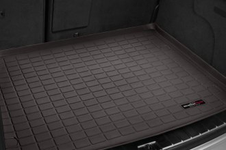 WeatherTech Cargo Liner Trunk Mat for BMW X3-2011-2017 Cocoa