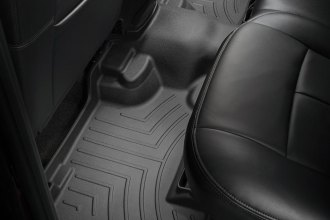 WeatherTech® 440072 - DigitalFit™ Molded Floor Liner (2nd Row, Black)