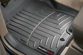 WeatherTech® 440331 - DigitalFit™ Molded Floor Liners (1st Row, Black)