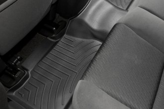 WeatherTech® 440663 - DigitalFit™ Molded Floor Liner (2nd Row, Black)