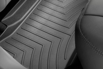 WeatherTech® 440692 - DigitalFit™ Molded Floor Liners (2nd Row, Black)