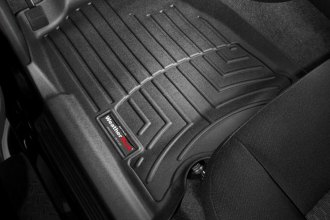 WeatherTech® 440761 - DigitalFit™ Molded Floor Liners (1st Row, Black)