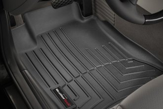 WeatherTech® 440881 - DigitalFit™ Molded Floor Liners (1st Row, Black)