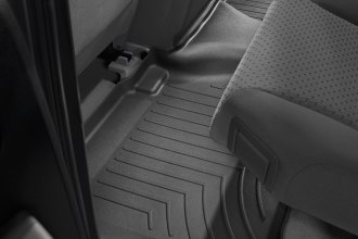 WeatherTech® 440932 - DigitalFit™ Molded Floor Liner (2nd Row, Black)