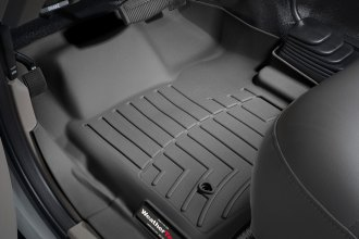 WeatherTech® 441251 - DigitalFit™ Molded Floor Liners (1st Row, Black)