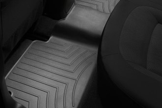 WeatherTech® 441352 - DigitalFit™ Molded Floor Liners (2nd Row, Black)
