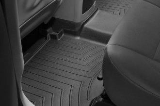 WeatherTech® 441592 - DigitalFit™ Molded Floor Liner (2nd Row, Black)