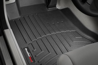 WeatherTech® 441611 - DigitalFit™ Molded Floor Liners (1st Row, Black)