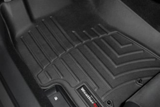 WeatherTech® 441661 - DigitalFit™ Molded Floor Liners (1st Row, Black)
