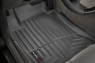 WeatherTech® 441731 - DigitalFit™ Molded Floor Liners (1st Row, Black)