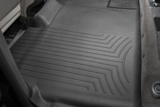 WeatherTech® 441793 - DigitalFit™ Molded Floor Liner (2nd Row, Black)