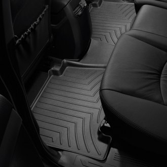 WeatherTech® - DigitalFit™ Molded Floor Liner (2nd Row, Black)