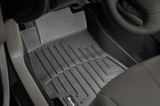 WeatherTech® 441881 - DigitalFit™ Molded Floor Liners (1st Row, Black)