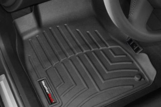 WeatherTech® 441941 - DigitalFit™ Molded Floor Liners (1st Row, Black)