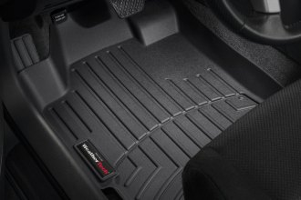 WeatherTech® 441961 - DigitalFit™ Molded Floor Liners (1st Row, Black)