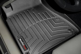 WeatherTech® 442031 - DigitalFit™ Molded Floor Liners (1st Row, Black)