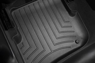 WeatherTech® 442192 - DigitalFit™ Molded Floor Liners (2nd Row, Black)