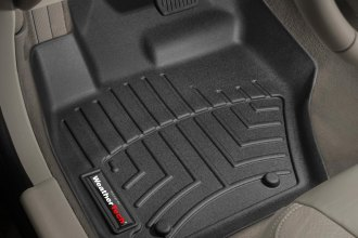 WeatherTech® 442341 - DigitalFit™ Molded Floor Liners (1st Row, Black)