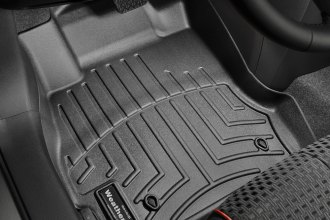 WeatherTech® 442731 - DigitalFit™ Molded Floor Liners (1st Row, Black)